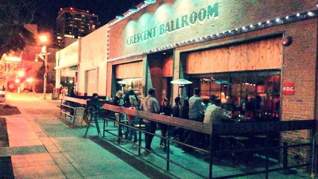 Crescent Ballroom Phoenix, Arizona