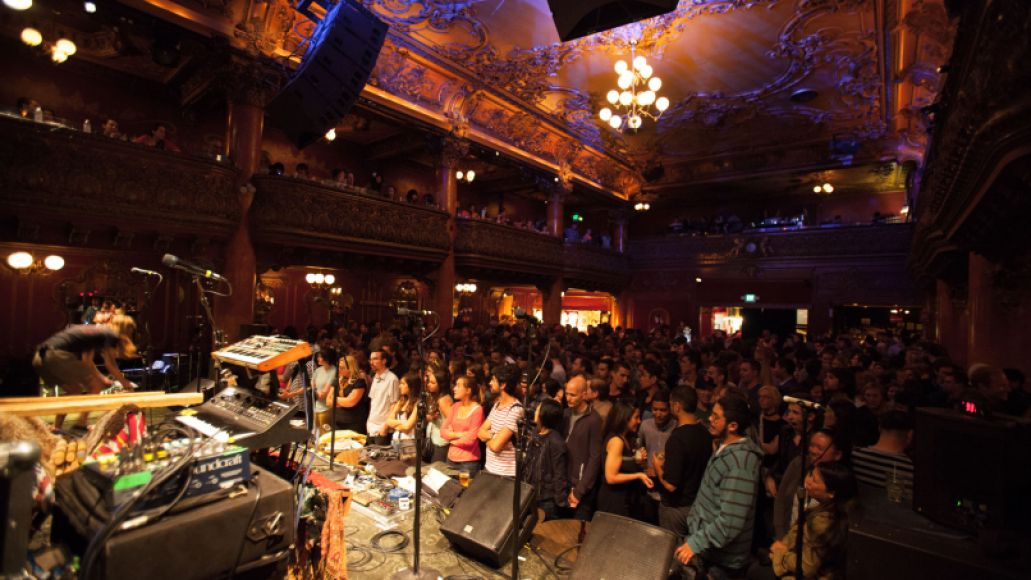 Great American Music Hall San Francisco, California