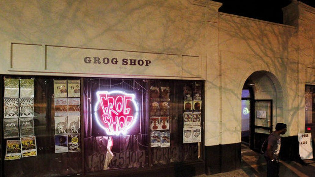Grog Shop Cleveland, Ohio