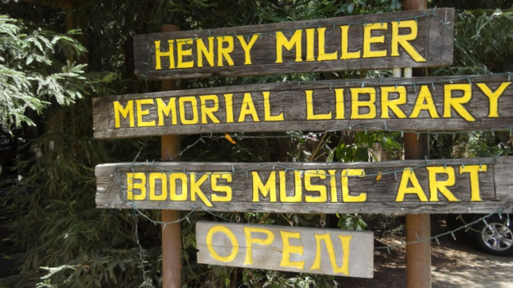 henrymillersign The 100 Greatest American Music Venues