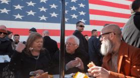 Bernie Sanders Stipe