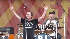 Pearl Jam Jazz Fest