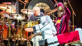 Will Ferrell Chad Smith drumming
