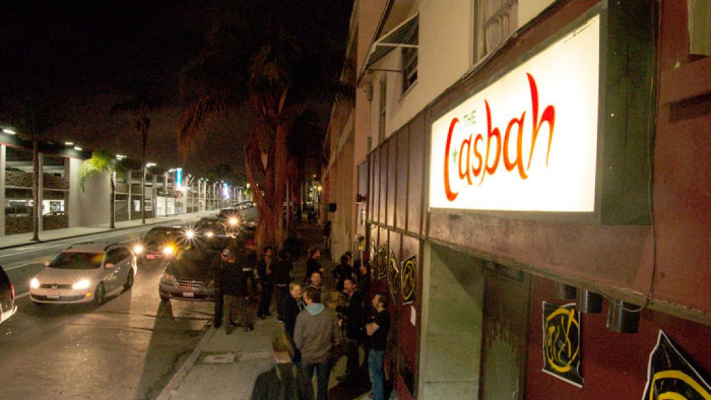 The Casbah San Diego, California
