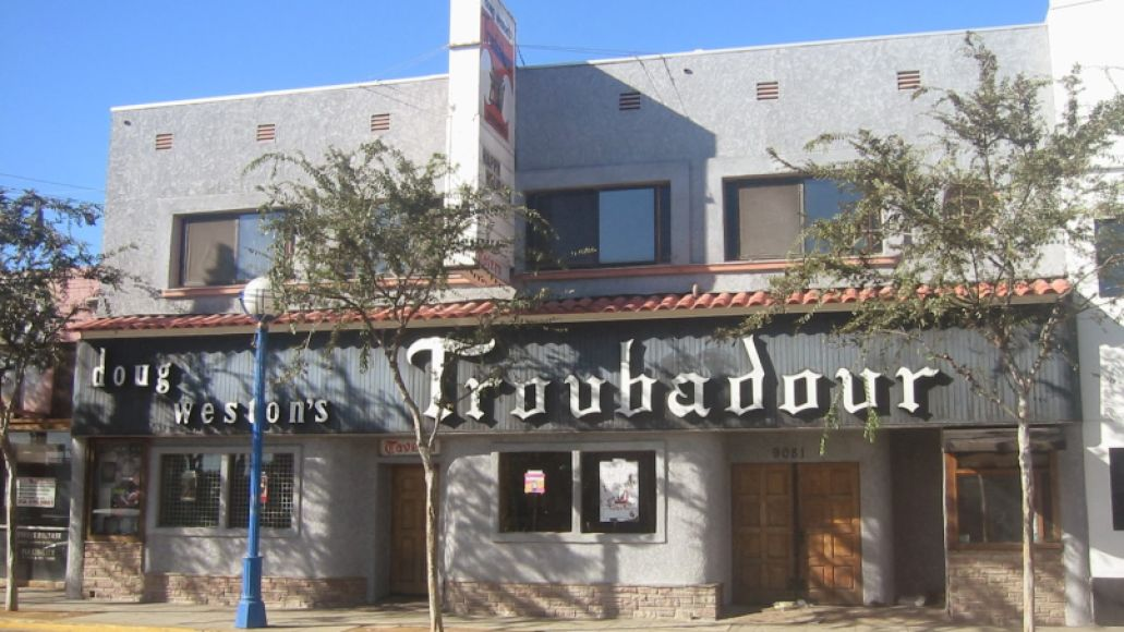 troubadour The 100 Greatest American Music Venues