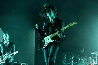 The 1975 // Photo by Philip Cosores