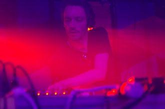 Alex Metric // Photo by Derek Staples