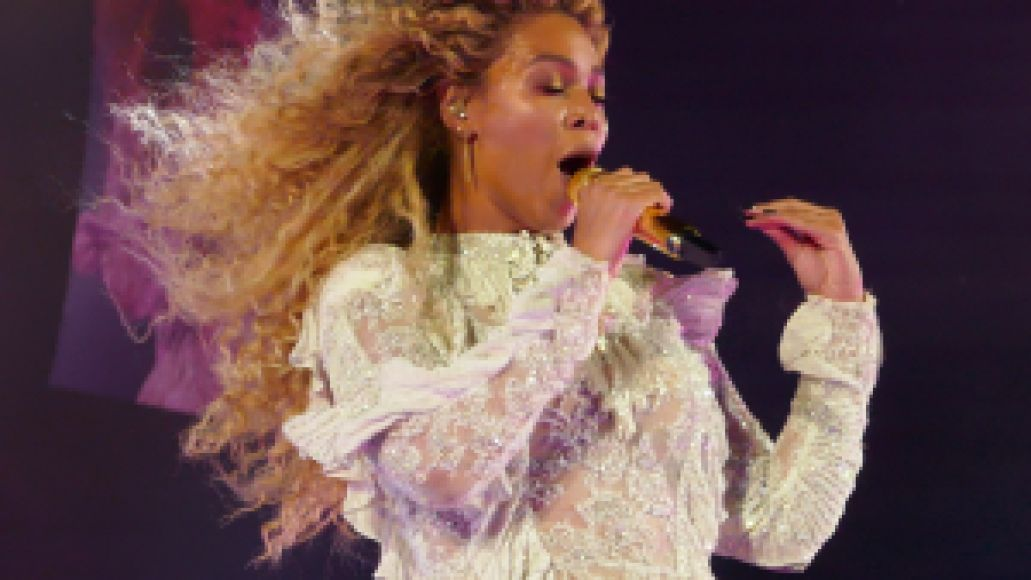 Beyonce, NRG Stadium, photo by David Brendan Hall