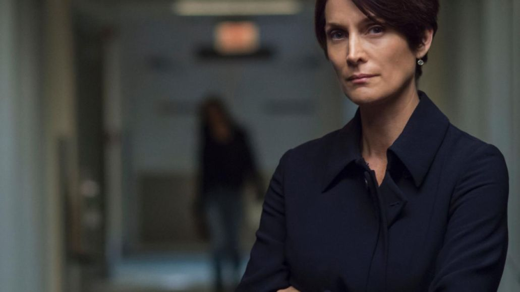 carrie anne moss Ranking: Every Marvel Movie and TV Show from Worst to Best
