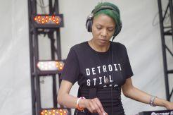 DJ Holographic // Photo by Derek Staples