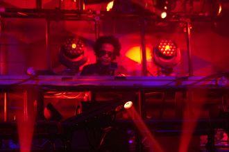 DJ Pierre // Photo by Derek Staples