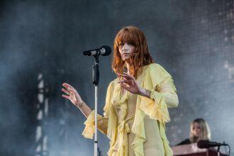 Florence + the Machine // Photo by Carlo Cavaluzzi