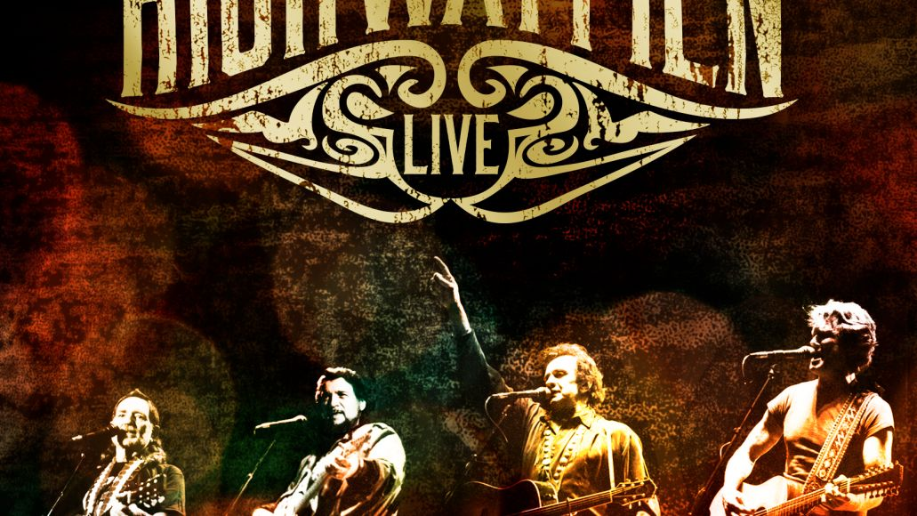 Highwaymen_Live_AmericanOutlaws_Cover