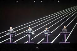 Kraftwerk // Photo by Derek Staples
