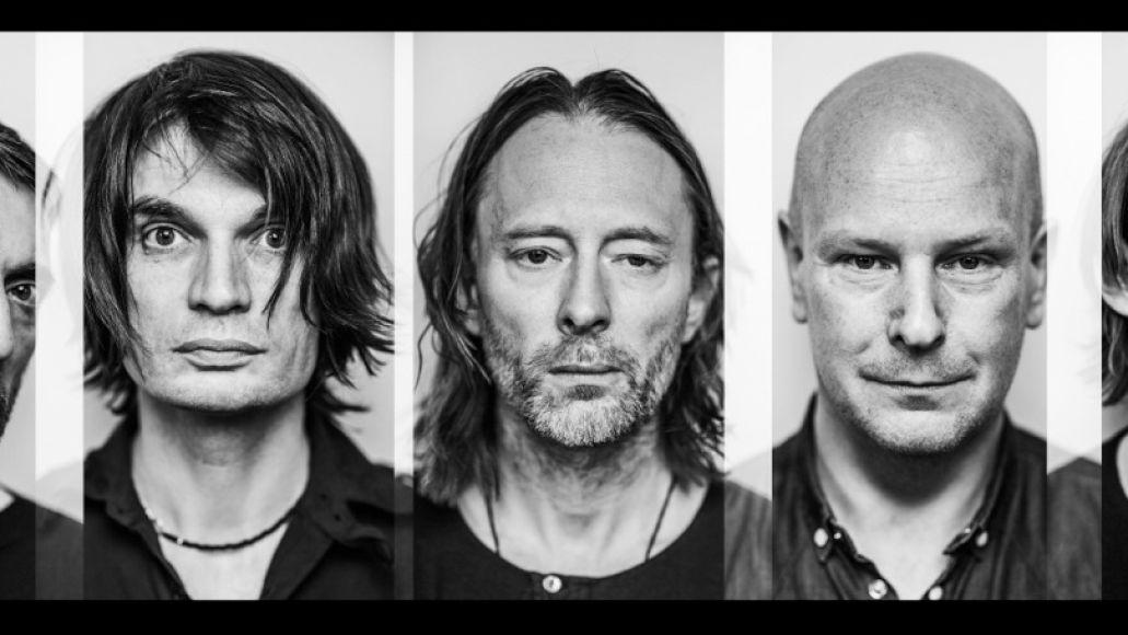Radiohead - photo Alex Lake