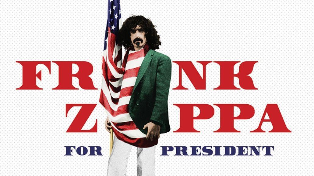 Zappa for prez