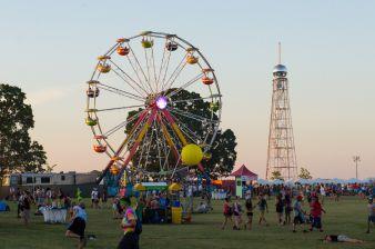 Bonnaroo Ferris Wheel - Photo by Ben Kaye