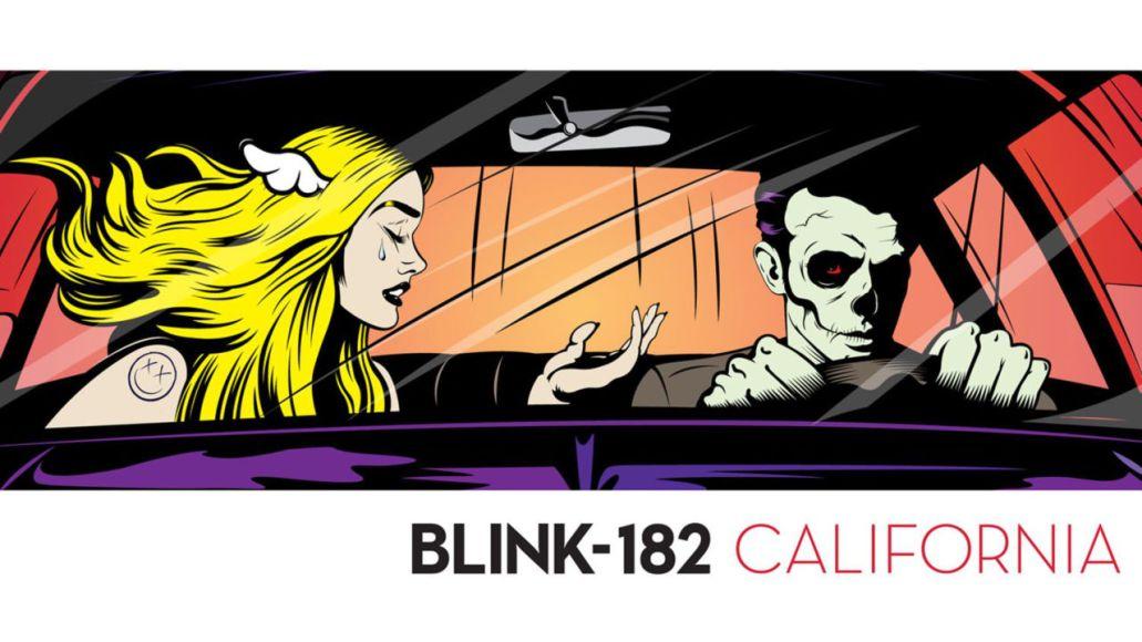 blink 182 california Blink 182 premiere new song Rabbit Hole    listen
