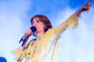 Florence + the Machine // Photo by Derrick Rossignol