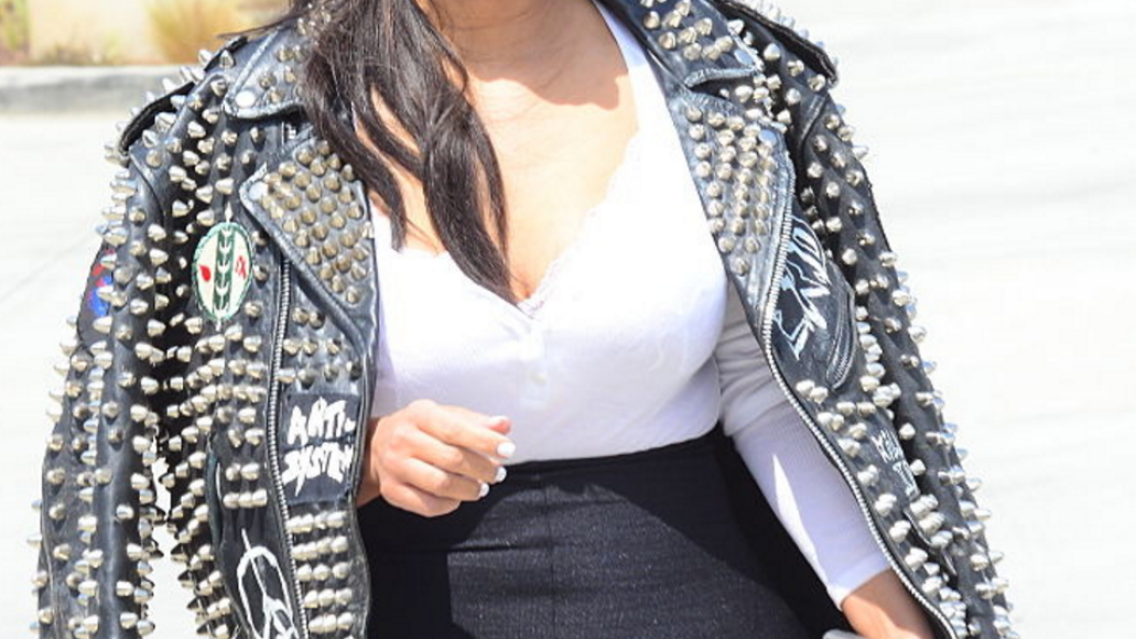 Kim punk jacket