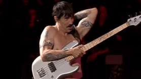 Chili Peppers Bass