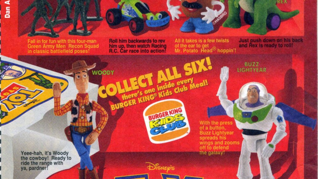 toystoryburgerking The 10 Most Timeless Childrens Films