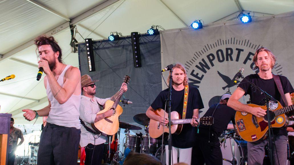 Ben-Kaye-Newport-Folk-Fest-Edward-Sharpe-&-The-Magnetic-Zeros-1