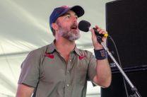 Jay Sweet of Newport Folk Festival // Photo by Ben Kaye