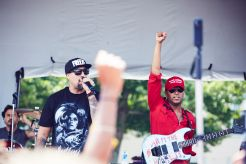 Prophets of Rage // Photo by Paul L. Carter