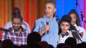 Obama Kendrick Janelle
