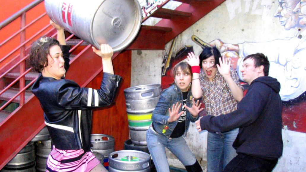 soviettes The 100 Best Pop Punk Bands