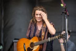 Brandi Carlile // Photo by Philip Cosores
