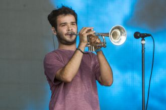 Donnie Trumpet // Photo by Philip Cosores