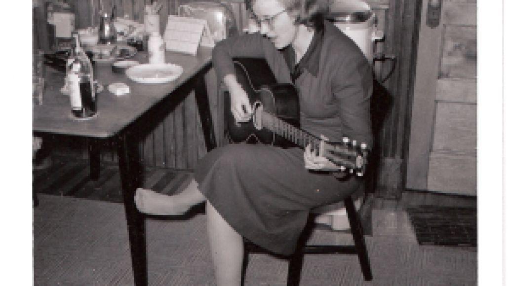 connie guitar Musics Original Sad Girl: The Mysterious Legacy of Connie Converse