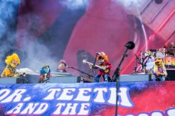Dr. Teeth and the Electric Mayhem // Photo by Philip Cosores
