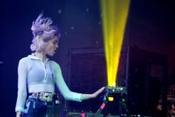 Lollapalooza 2016, Grimes, Pop, Heather Kaplan
