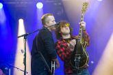 Jason Isbell and Ryan Adams // Photo by Philip Cosores