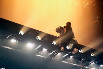 Kanye West // Photo by Killian Young