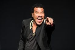 Lionel Richie // Photo by Philip Cosores