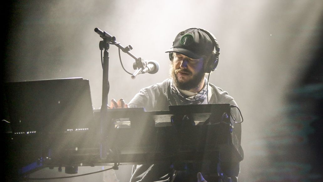 Bon Iver, photo by Nina Corcoran