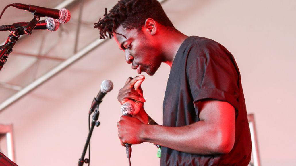 nina corcoran moses sumney 01 Eaux Claires 2016 Festival Review: The 10 Best Performances