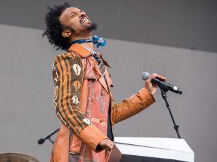 Fantastic Negrito // Photo by David Brendan Hall