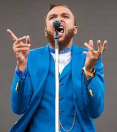 Jidenna // Photo by David Brendan Hall