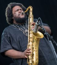 Kamasi Washington // Photo by David Brendan Hall