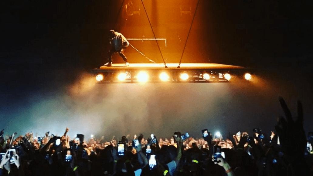 Kanye Pablo Tour
