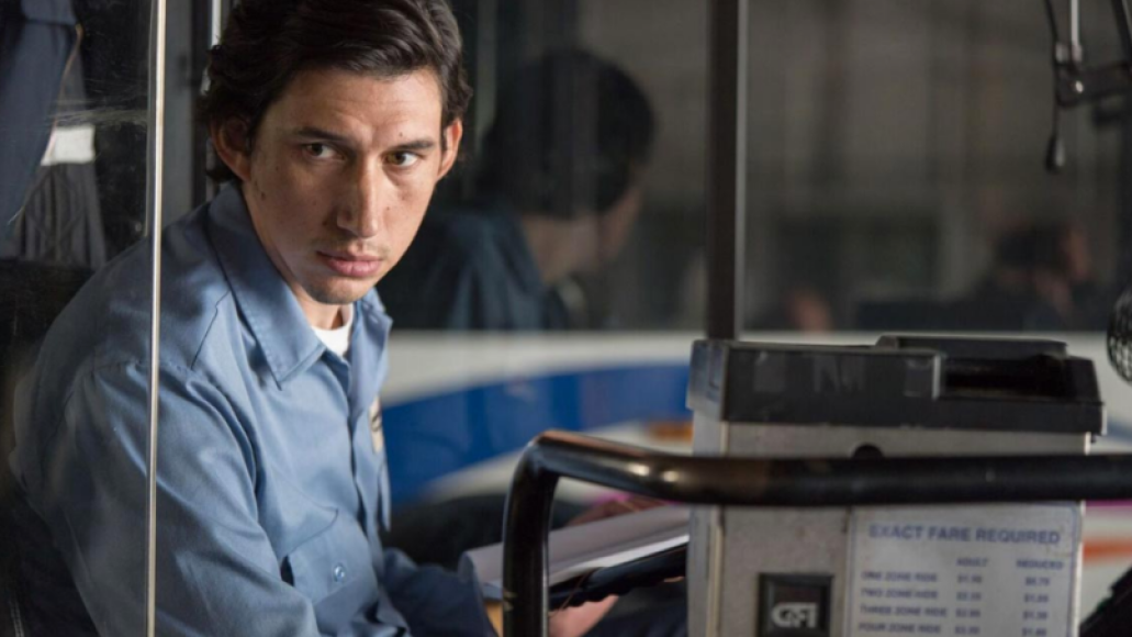 adam driver paterson Top 25 Films of 2016