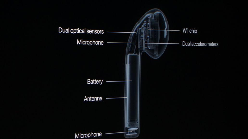 apple pods Apple gets rid of iPhone audio jack in favor of wireless headphones, stereo speakers