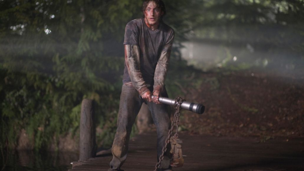 Fran Kranz stars as 'Marty' in THE CABIN IN THE WOODS.
