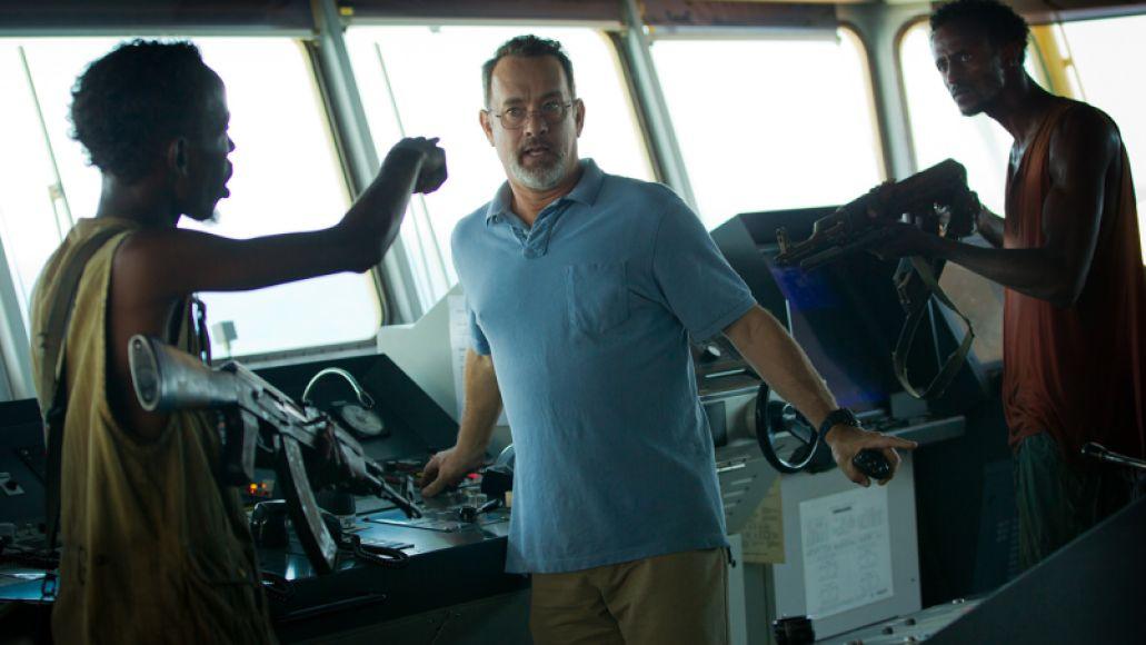 captain phillips Tom Hanks Top 10 Performances
