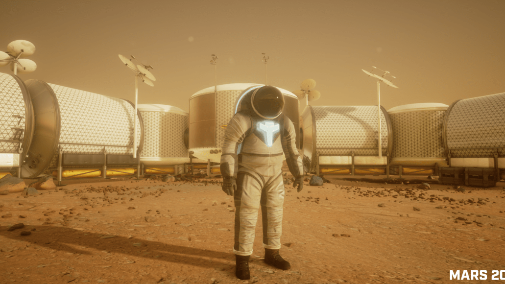 habz2 iii Points Festival to debut VR experience transporting festival goers to Mars
